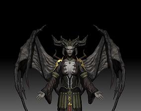Lilith 3D printable model