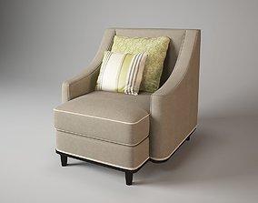 3D model Galimberti nino Grace chair