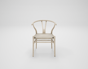 Furniture series - modern chair - 33 3D model
