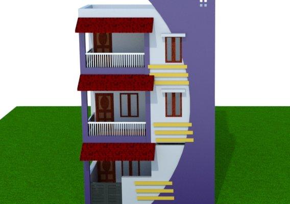 3D elevation