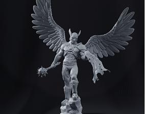Hawkman - 3d Print Model collectibles