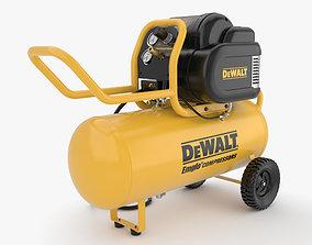 DeWalt Air Compressor 3D