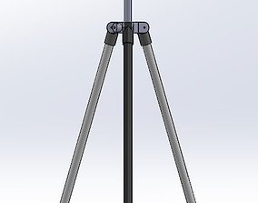 Smartphone tripod 3d 3D printable model
