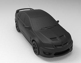 Holden HSV GTS 3D printable model tire