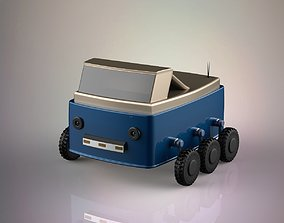 Delivery Robot 3D delivery