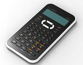 Calculator dwg 3D