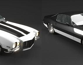 Chevrolet Camaro 3D chevrolet