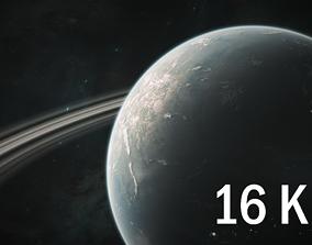 planets 16K Photorealistic Planet 3D model