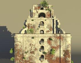 SINKING BELL TOWER 3D