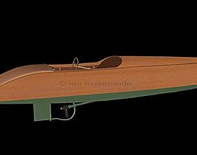 Thames Merk Slipper Boat 3D