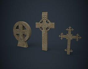 Cross Pack 3D model
