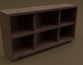 3D asset Console Table 05