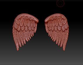 angel-wings 3D model wings