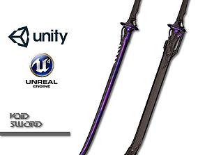 Void Sword 3D model