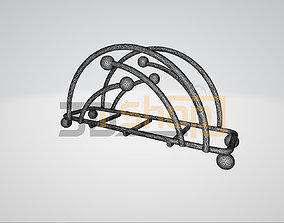 Napkin Holder - Dining table - Desk decoration - 3D Scan