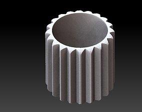 Extended pot 19 3D printable model