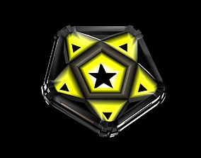 Space Star 3D model