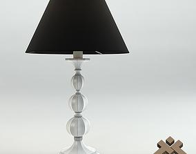 Chelini Bianco Deco Lamp 3D