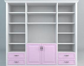 3D model Display - Storage Cabinet