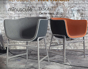 Fritz Hansen Minuscule 3D