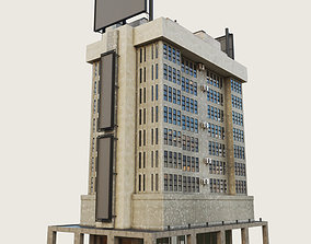 3D model Building Skyscraper City 6
