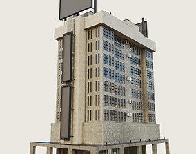 3D model Building Skyscraper City 6