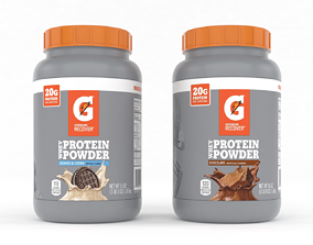 Protein Powder product 3D