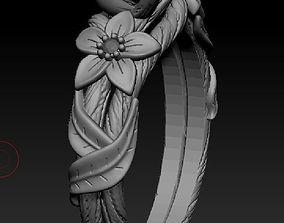 Ring 40 chain 3D printable model