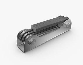 Allen Wrench Tool 3D model