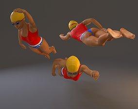 3D Swwimming Pool Female BCC 2130 005