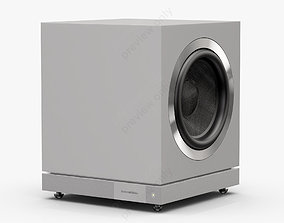 Bowers and Wilkins DB2D Satin White 3D