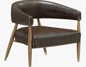 3D model Restoration Hardware Jensen Chair