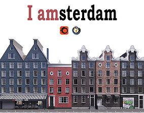 3D Facade Amsterdam