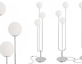 3D model IKEA SIMRISHAMN floor lamp