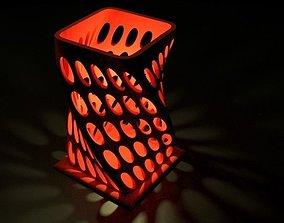 3D print model Candle Holder effect