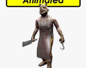Bloody Butcher 3D model
