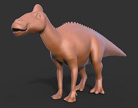 3D print model Dinosaur Edmontosaurus