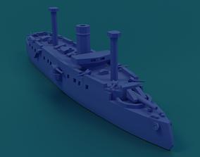 ARA Patagonia 1886 3D print model