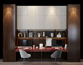 Workplace 34 3D model