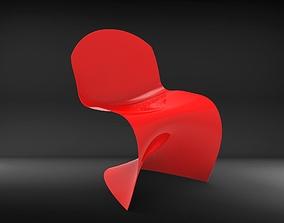 Office Chair 3D print model