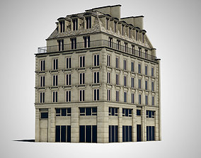 Paris House 3D model