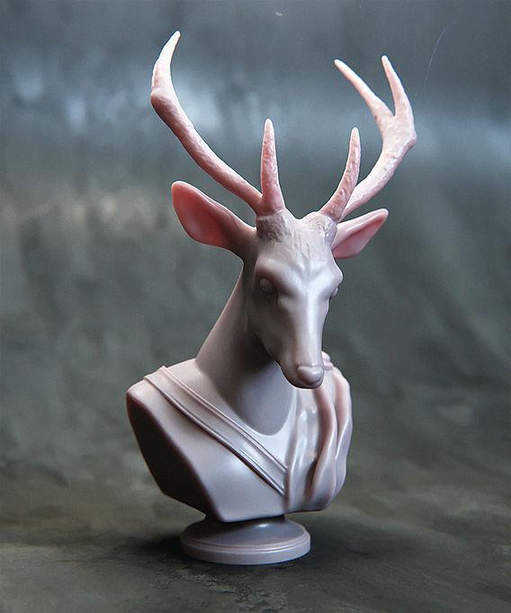 Deer vizualize