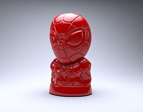Spiderman boardgame 3D print model