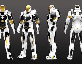3D printable model Iron Man MK39 Gemini