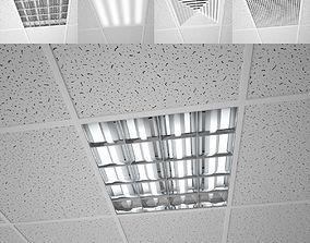 Revit Parametric Modern Ceiling Fan 3D | CGTrader