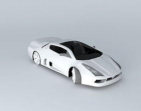 3D model TriBladez 500GY