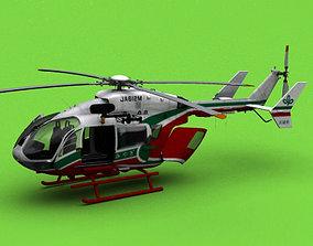 EC-145 BK-117 3D