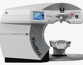 Zeiss VisuMax Femtosecond System 3D