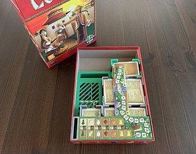 At the Gates of Loyang Board Game Organizer 3D print model