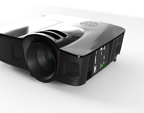 Optoma Projector 3D
